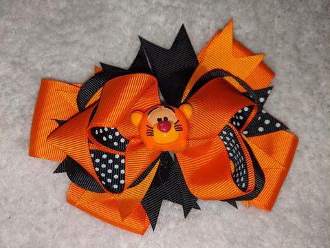 Tigger Boutique Hair Bow