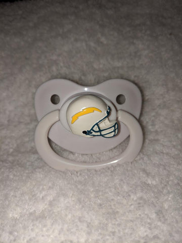 Chargers Football Pacifier