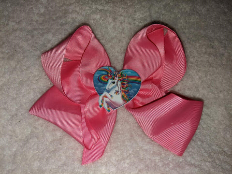 Unicorn Boutique Hair Bow