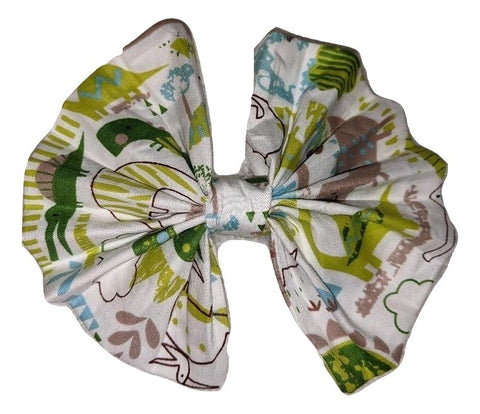 DINOSAUR Matching large Hair Bow