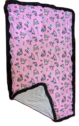 MISFIT OF TOYS Snuggle Blankie Very Soft