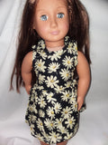 Doll Dress Discontinued DAISY Doll Matching Outfit Dress Clearance