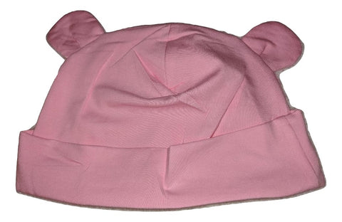 Bear MATCHING Boutique Hat Cap Pink