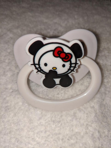 Kitty CARTOON Pacifier