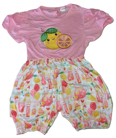 Lemonade Time 1pc Romper Outfits