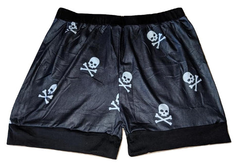 Lil Spooky Halloween Matching Shorts