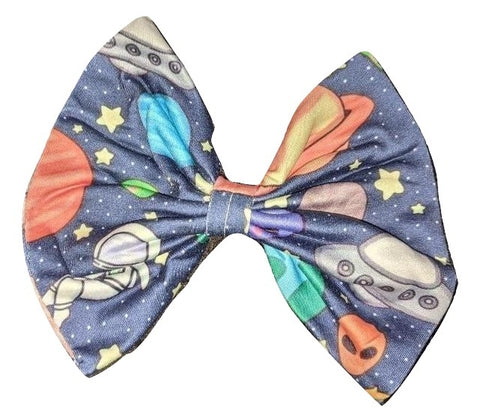 Lost in Space Matching Hair Bows Designed by @littlepastelalien