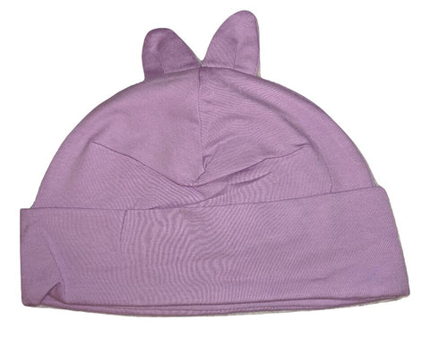 Bunny MATCHING Boutique Hat Cap Purple Clearance