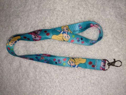 Alice badge holders - LANYARDS