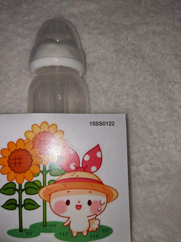 Bunny 9oz Baby Bottle with ADULT Teat