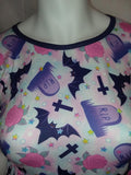 DISCONTINUED Lil Batty HALLOWEEN Onesie Clearance