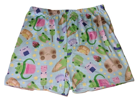 DISCONTINUED Froggie Treats Bloomers Shorts Clearance