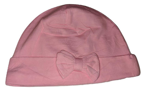 Pink Boutique Hat Cap with Bow Clearance