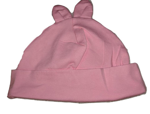 Bunny MATCHING Boutique Hat Cap Pink Clearance