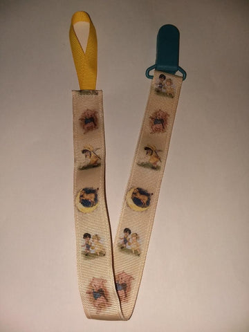 TWISTED TALES Pacifier Clip DESIGNED BY KEROKEROKOUHAI