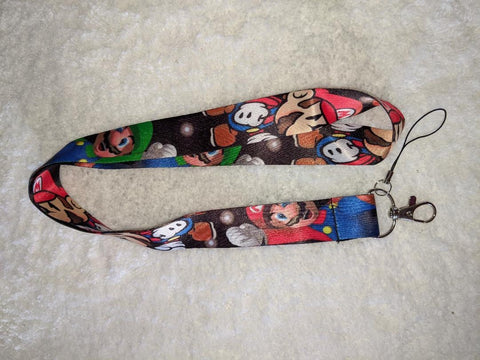Video Game M badge holders - LANYARDS