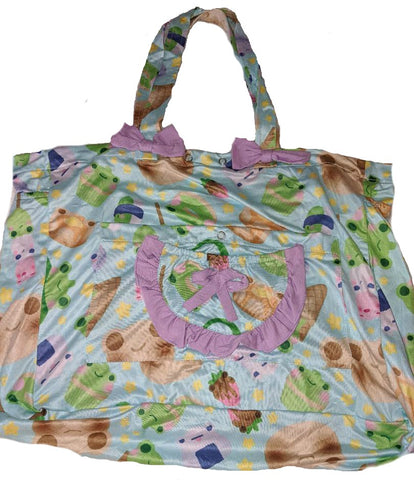 FROGGIE TREATS Diaper Bag