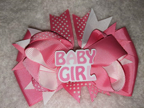 Baby Girl Boutique Hair Bow