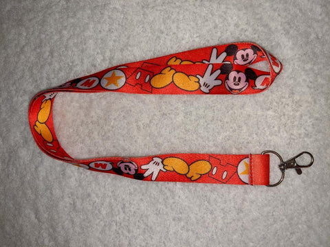 Mouse badge holders - LANYARDS