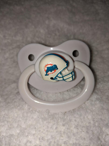 Miami Dolphins Football Pacifier