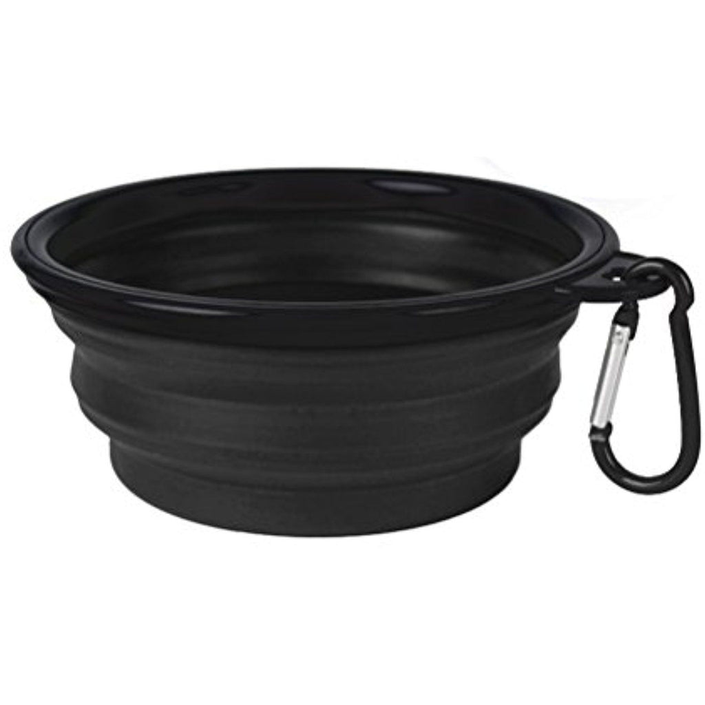 Easy Travel Bowl - Black