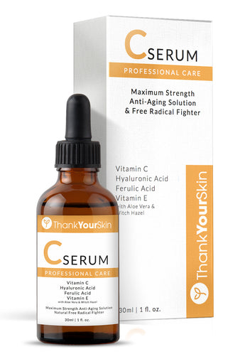 ThankYourSkin® C Serum - Maximum Strength
