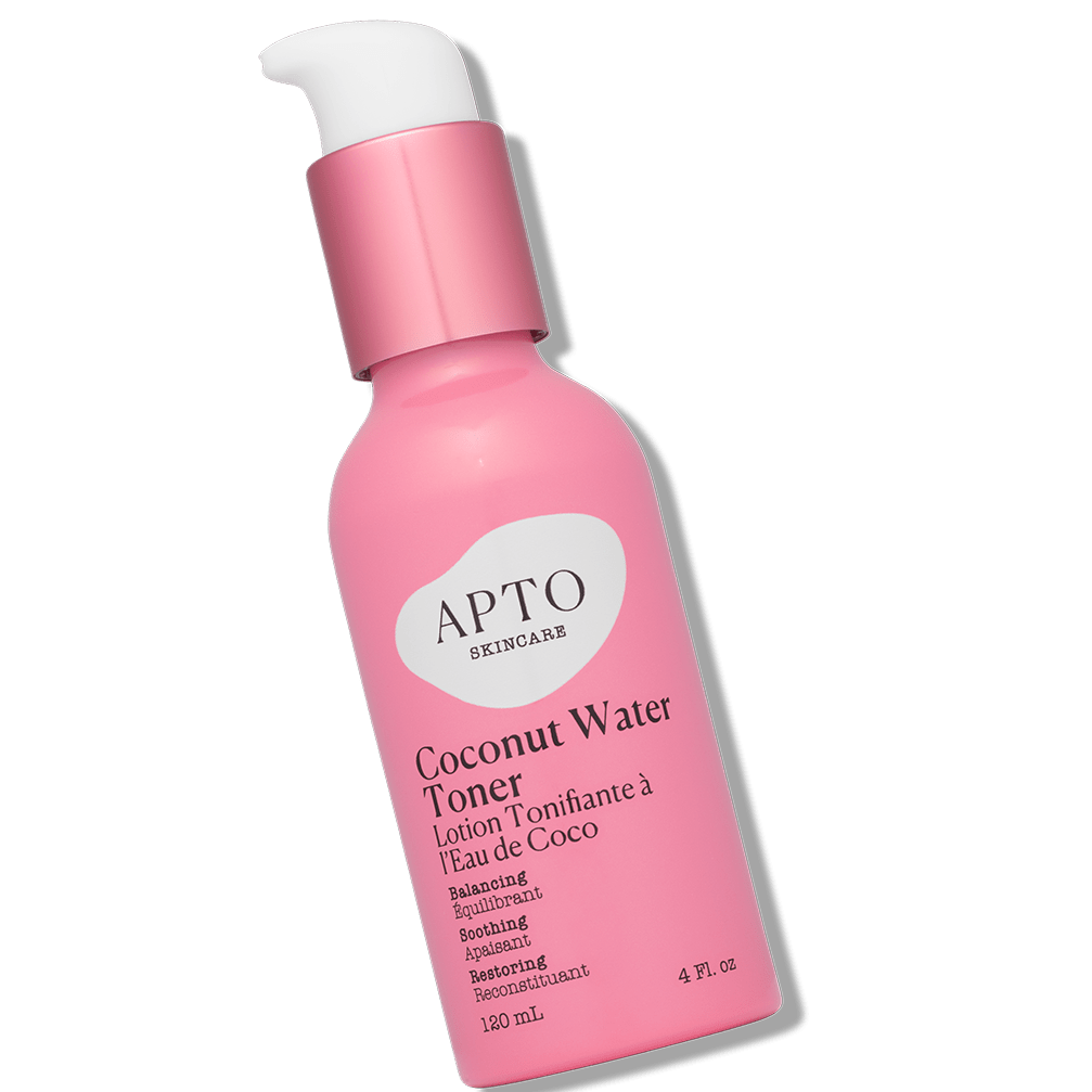 APTO Coconut Water Toner with Lactic Acid