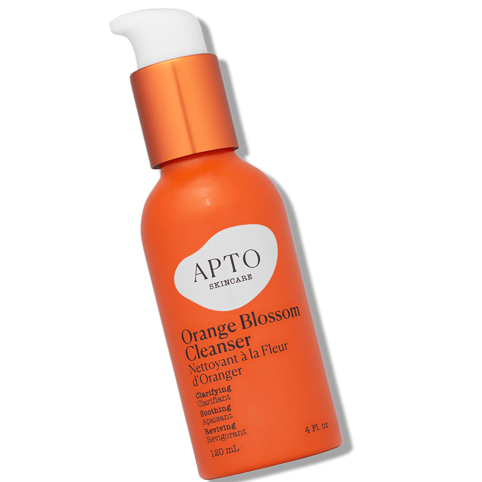 APTO Orange Blossom Cleanser with Grape Seed Oil