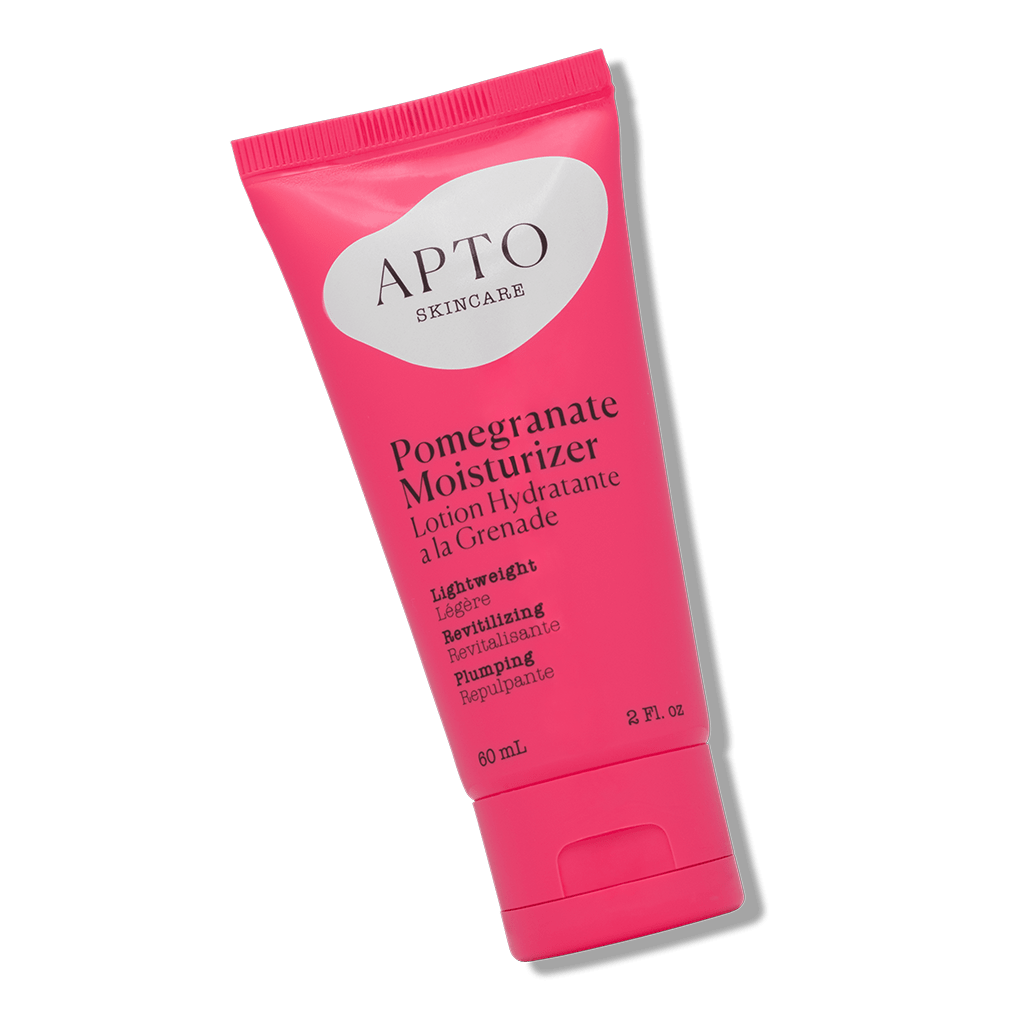 APTO Pomegranate Moisturizer with Squalane