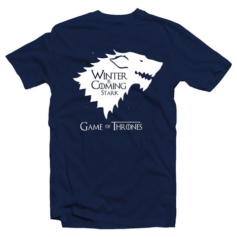 CAMISETA MASCULINA GAME OF THRONES