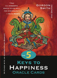 Gordon Smith- The 5 Keys To Happiness Oracle Cards