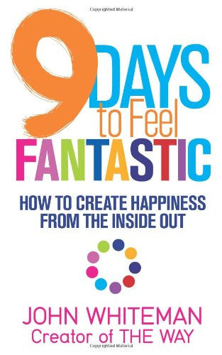John Whiteman-9 Days to Feel Fantastic