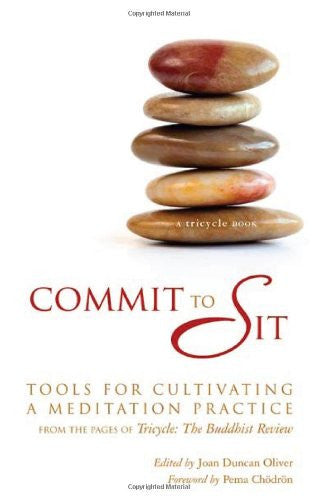 Joan Duncan Oliver -Commit to Sit