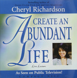 Cheryl Richardson-Create An Abundant Life