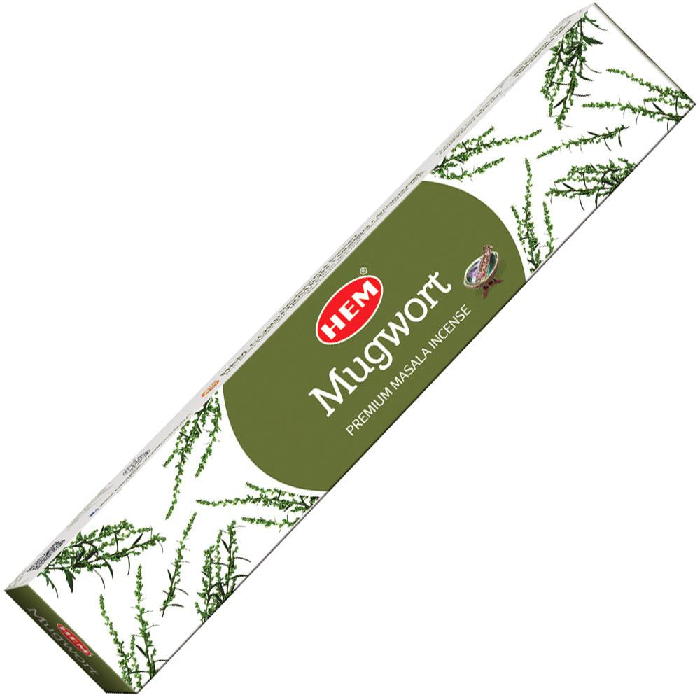 Mugwort Incense