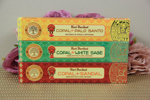 Copal Incense Pack