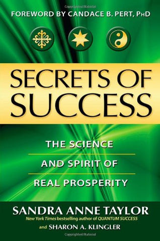 Sandra Anne Taylor-Secrets of Success