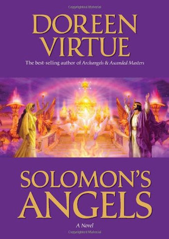 Doreen Virtue-Solomon's Angels (Hard Cover)
