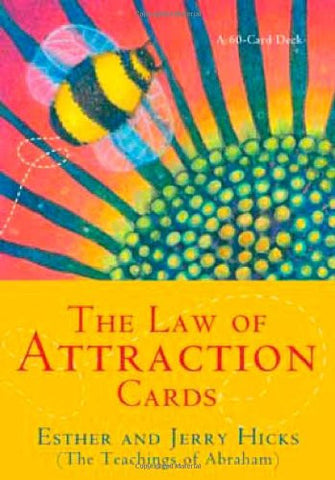Esther Hicks&Jerry Hicks-The Law of Attraction Cards