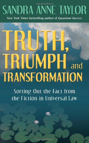 Sandra Anne Taylor-Truth, Triumph, and Transformation