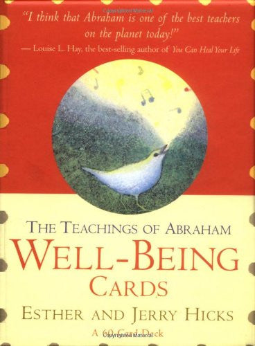 Esther Hicks and Jerry Hicks-The Teachings of Abraham Well-Being Cards