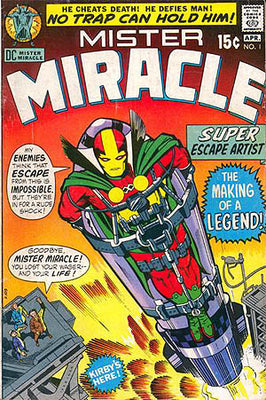 Superheroes To Invest In #1: Mister Miracle | Comic Book Investing