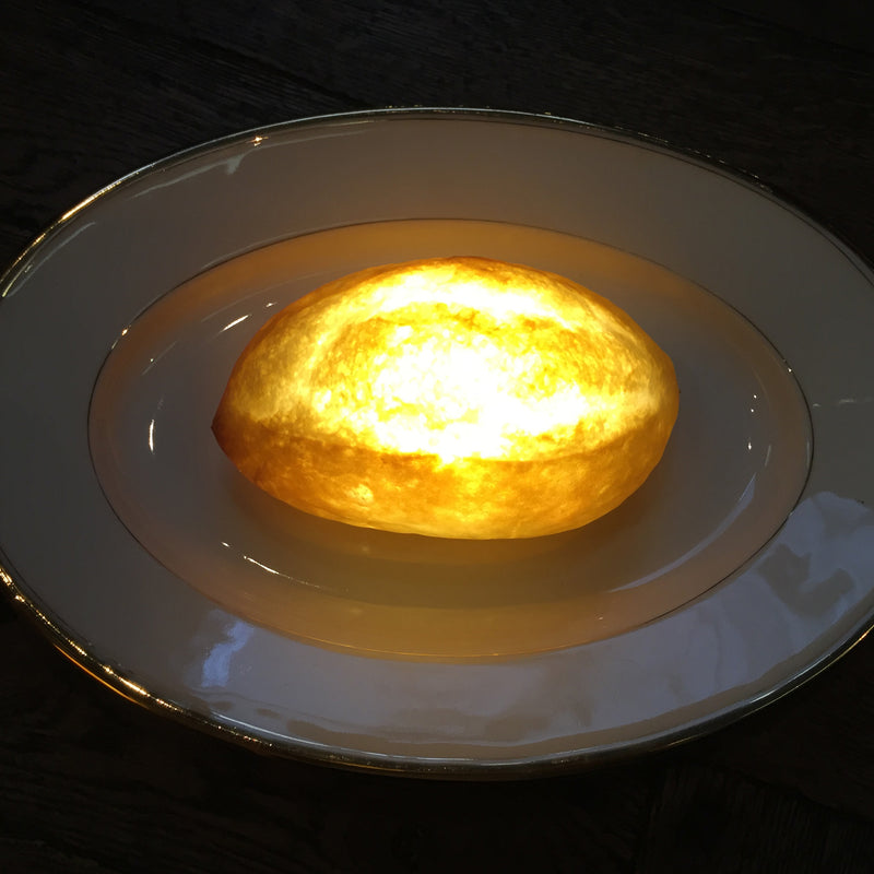 Breakfast lamp