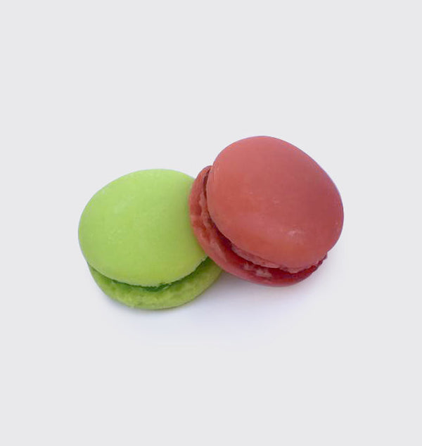 Set of 6 soaps macarons