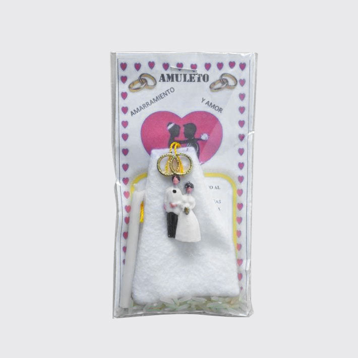 Amulet of luck - matrimonio | Bodega