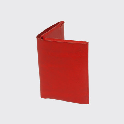 J&G Porte feuille origami rouge