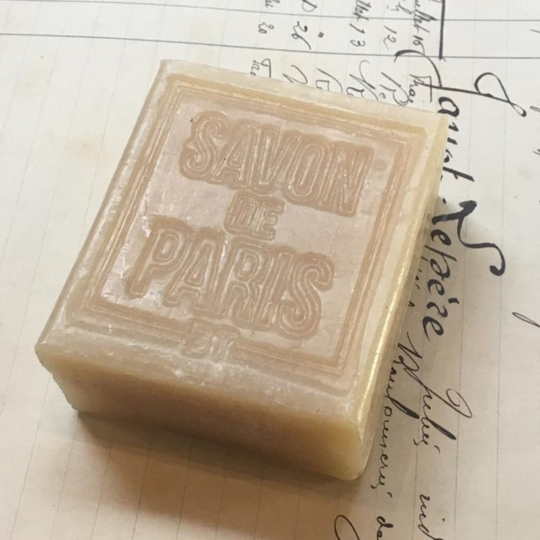 Savon de Paris (fabrication artisanale)