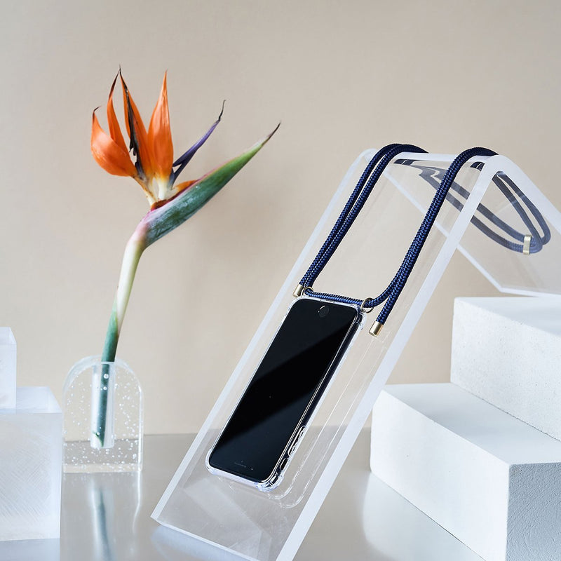 Case for mobile phone with cord iPhone puts 7/8 Knok
