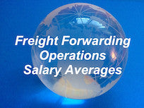 2. 2017 Freight Forwarding Salary Averages - Operations