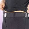 Truth Seva Elastic Belt in black